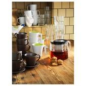 Супер чайник заварочный 0,6л риклиг, от Икеа прочный материал, Ikea в наличии!