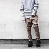 Стильные мужские брюки новинка 2017