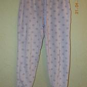 Классные, плюшевые, домашние, пижамные штаны George 12/14р.