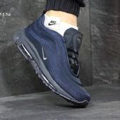 Кроссовки мужские Nike Air Max 97 dark blue
