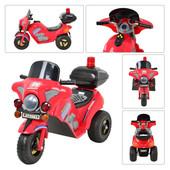 Мотоцикл ZP 9983-3 красный