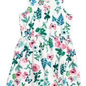 В наличие платье h&m