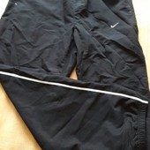 Спортивные лёгкие штаны Nike р.50