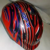 Фирменный шлем в хорошем состоянии на ог 52-56 см