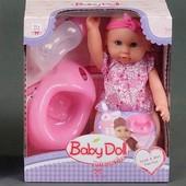 Пупс с аксессуарами. Аналог Baby Born (кукла, куколка, беби, бейби, борн, берн)