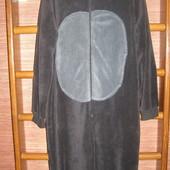 Пижама флисовая, мужская, размер XL рост до 185 см