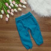 Вельветовые штаны Lupilu р. 80