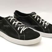 Мужские туфли в спортивном стиле нат.нубук/нат.кожа, Golderr р. 40,41,43,44