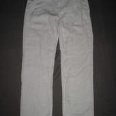Navyboot (L) брюки льняные мужские натуральные