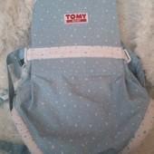 Кенгурушка для малыша Tomy