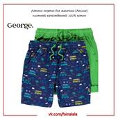 Шорты  George - 100% плотный котон