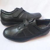 Footglove кожаные новые полуботинки 3