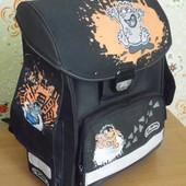 Качественный ортопедический рюкзак ранец Herlitz Германия оригинал для мальчика и девочки 1-5 кл.