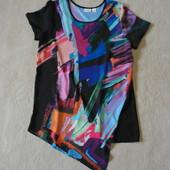 Фирменная удлиненная блуза Cato