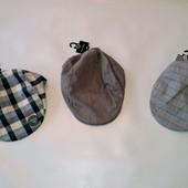 Лот из 3- х штук мужских летних кепок C&A (Германия)