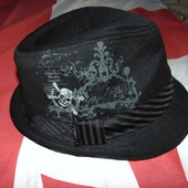 Стильная брендовая шляпа Chillin (чилин).57-58