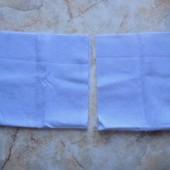 Отрезы ткани для вышивки крестом (40 грн за два отреза)