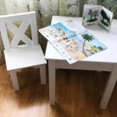 Детский стул стол детская мебель