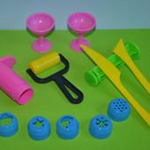 Наборы-формы для лепки теста, пластилина