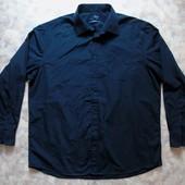 Рубашка черная 54  разм.