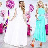 Вечернее платье Масло 42-44 и 46-48 в расцветках (3