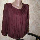 Phase eight блуза 100% шелк S-M размер. Италия