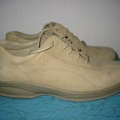 Туфли Ecco 24,5см 38р кожа