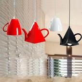 Світильники чайник та чашка