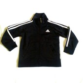 Спортивная курточка Adidas -оригинал от 3-4 лет