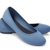 Код: br586 - Код: br586 Женские балетки Wysocki три цвета - голубой, синий, черний.