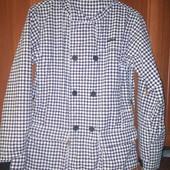 Фирменная лыжная термокуртка 10-12 р евро