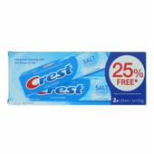 Зубная паста Crest Salt power 125 мл Германия