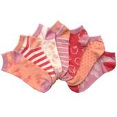 Женские низкие носки 7 шт Primark
