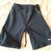 Фирменные шорты Nike Fit Dry р.44 S