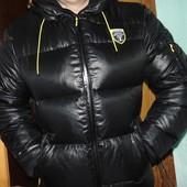 Стильний брендовий пуховик курточка  Jean Paul (Джин Паул).Франция л.