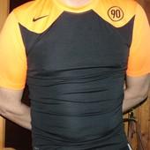 Спортивная оригинал футболка nike  т-90 s-m