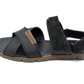 Сандали мужские Multi Shoes Roler KF2 черные (реплика)