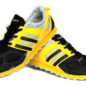 Мужские кроссовки с дефектом маломерки 46 р = 29,5 см