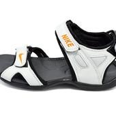 Сандали мужские Nike L2 белые