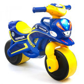 """Мотоцикл мотобайк """"Полиция"""" 0139/57 музыкальный"""