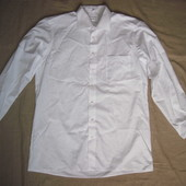 Royal Class Vollzwirn (XL) рубашка белая мужская натуральная