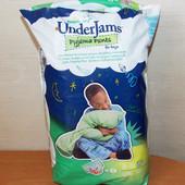 Новая упаковка памперсов-трусиков для ребенка 8-12 лет, 17-29 кг