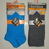 2 пары., мужские носки от Nur Die. Германия. Р-р 43-46