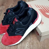 Кроссовки New balance 999 black red 43р