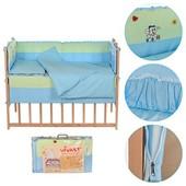 Детское постельное белье Vivast (М V-613-70295-02)