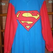 Пижама флисовая, мужская, размер ХXL, рост до 190 см