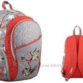 Рюкзак школьный городской Kite Кайт  K12-765 для девочки средние- старшие классы