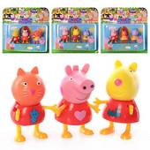 """Набор фигурок """"Свинка Пеппа"""" (Peppa Pig)"""