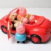 """Игровой набор """"Автомобиль Свинки Пеппы"""""""