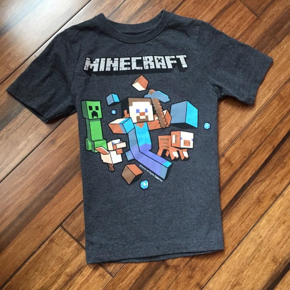 футболки с майнкрафтом в спб #5